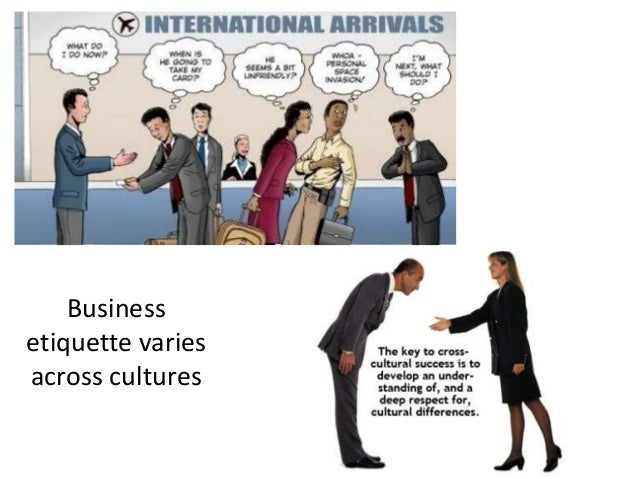 Top 5 Presentation on Intercultural Communications in Business