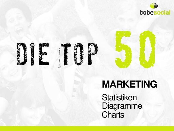 Die Top          MARKETING          Statistiken          Diagramme          Charts