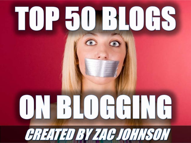I HOPE YOU ENJOYEDOUR LIST OF THE TOP50 BLOGGING SITES!FOLLOW ME!Special thanks to Matt Smith ofonlineincometeacher.com fo...