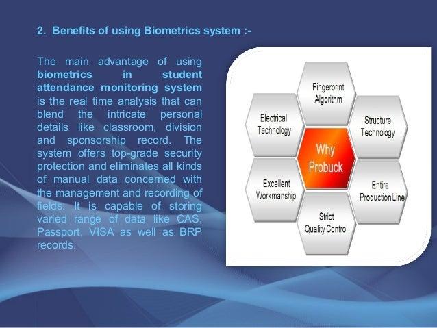 Biometrics time attendance system