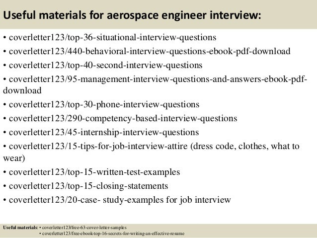 Aerospace Design Engineer Cover Letter. Well Engineer Cover Letter ...