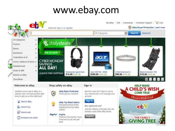 Top 5 auction websites of all time
