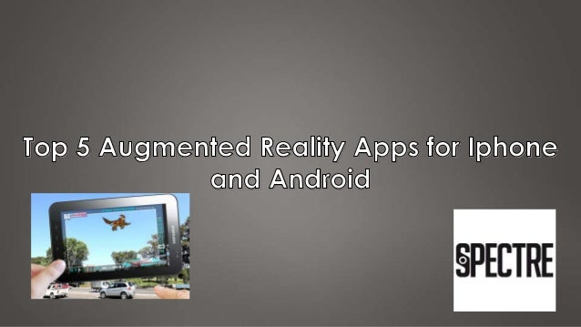 The term augmented reality simply means enhanced reality. It is the newest trend amongst smartphones and tablets and it pr...
