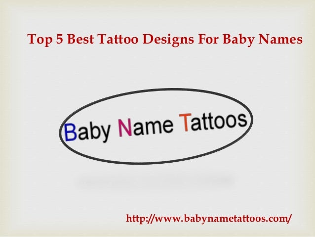 top 5 best designs for baby names 1 638 jpg cb 1453432300