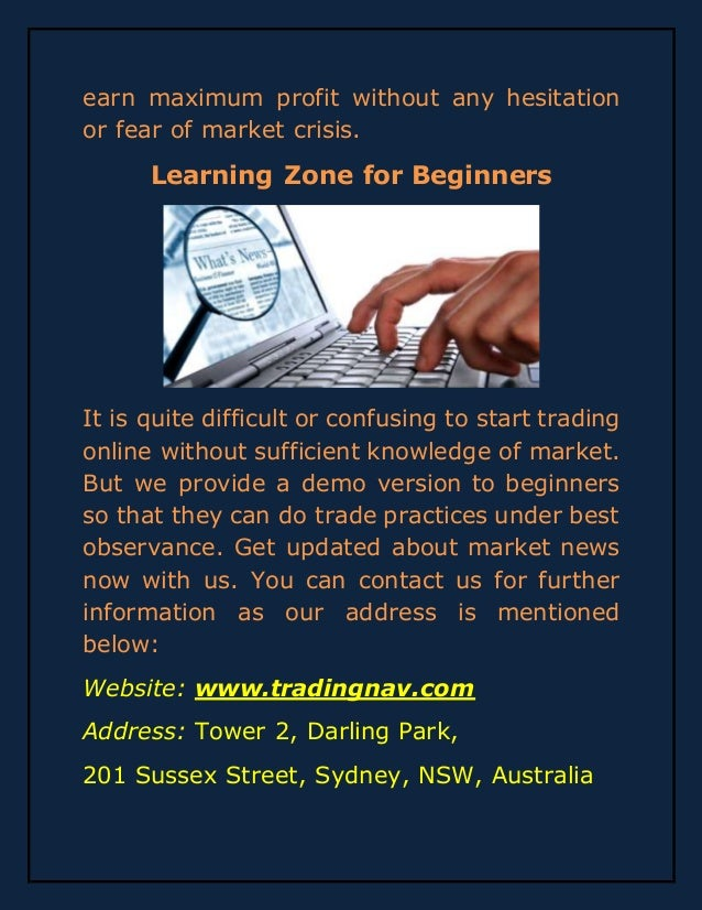 Learn to trade options australia