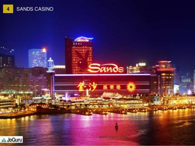 macau top 5 casino