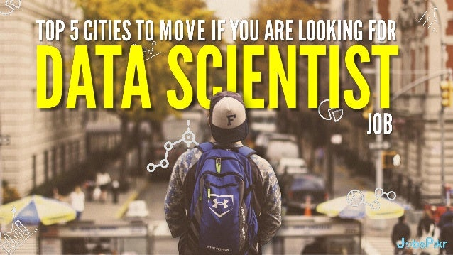 There is an incredibly high demand for data scientists today. #2