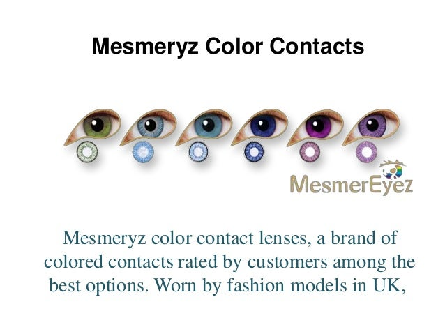 Top 5 Colored Contacts Canada Brands Sheniko Beauty Supply Store