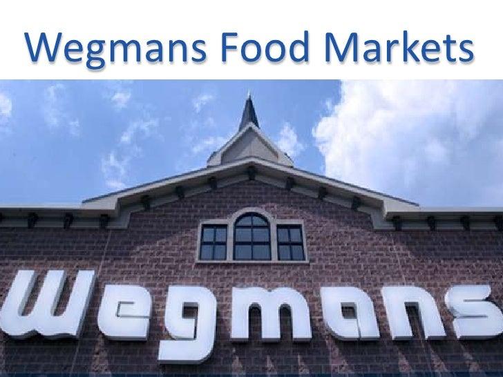 Wegmans Food Markets<br />