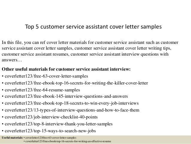 top-5-customer-service-assistant-cover-letter -samples-1-638.jpg?cb=1434703415