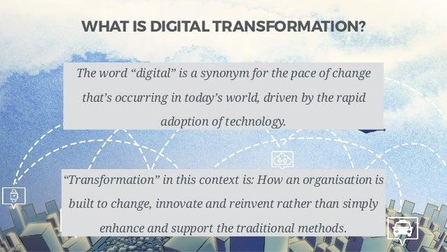 Top 5 Digital Transformation Strategy Myths Slide 3