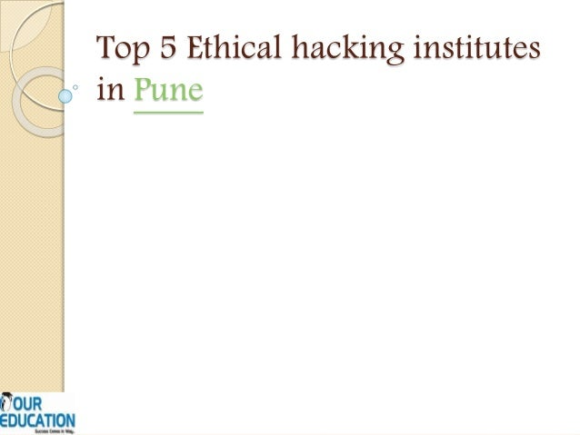 Top 5 Ethical hacking institutes in Pune