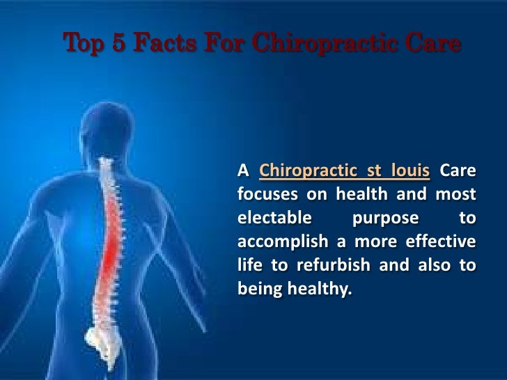 Top 5 Facts ForChiropractic Care; 2. Top ...