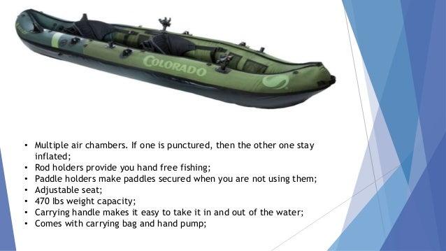 Top 5 fishing kayak reviews 2 for Sevylor coleman colorado 2 person fishing kayak