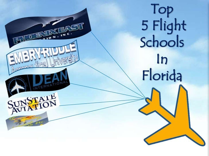 Top 5 Flight Schools In Florida