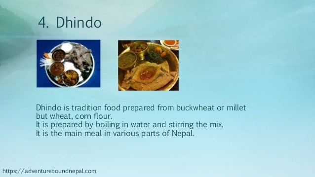 Top 5 Foods That You Don't Want to Miss in Nepal