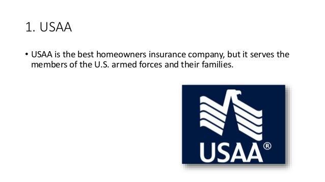 Top 10 Home Insurance Companies in USA www.gethomeownersinsurance.net; 2.