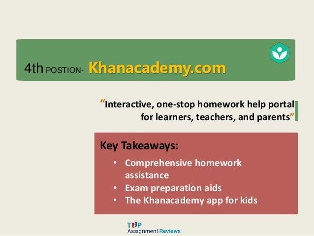 Homework help website