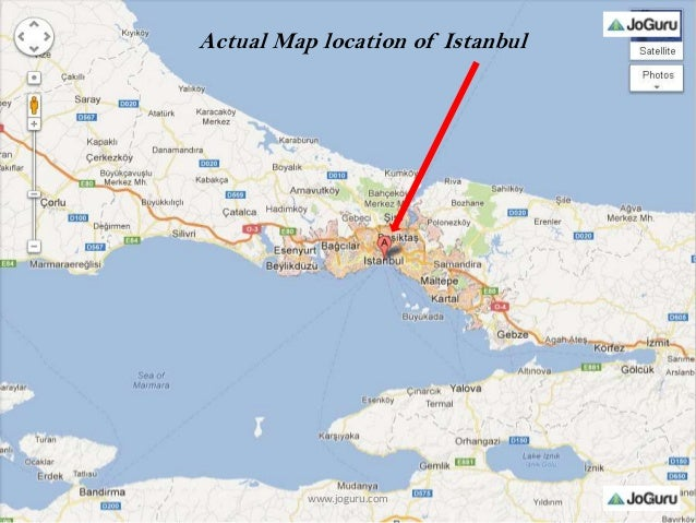actual map location of istanbul 2wwwjogurucom 3 istanbul tourist attractions