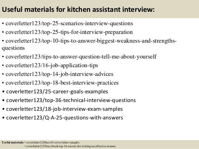 kitchen job cover letter icover org uk