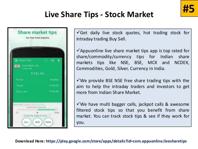 Option and equity trading software free indian download