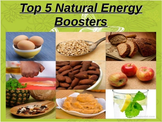Top  Natural Energytop  Natural Energy Boostersboosters