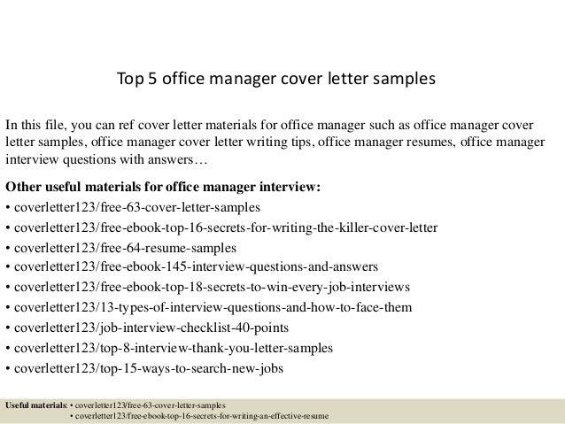 TopOfficeManagerCoverLetterSamplesJpgCb
