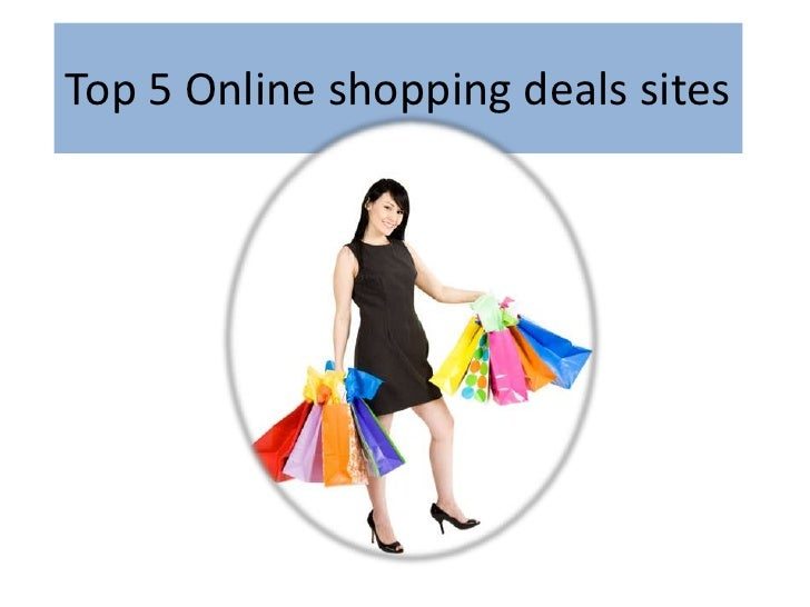 Top 5 Online shopping deals sites