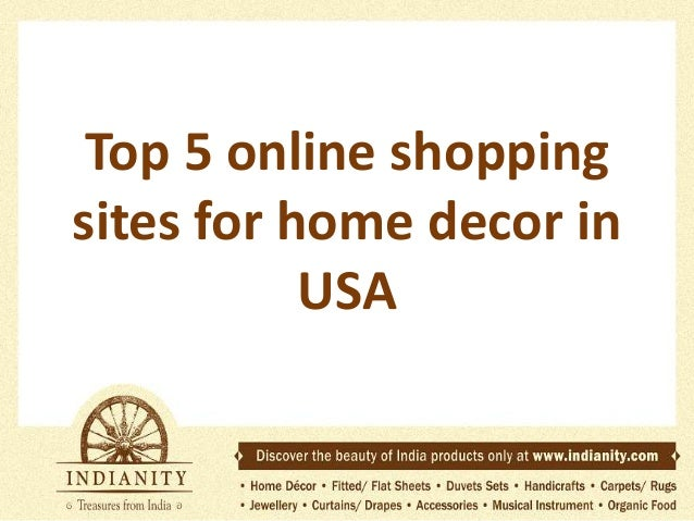 Home decor websites in usa top 5 online shopping sites for home decor - Home interior online shopping ...