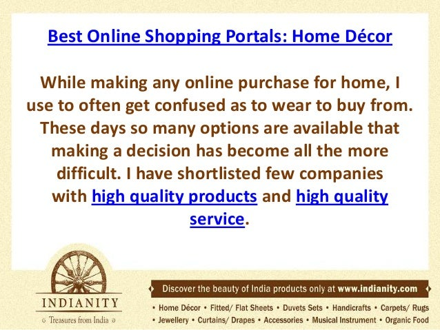 Top 5 Online Shopping Sites For Home Decor In Usa 2