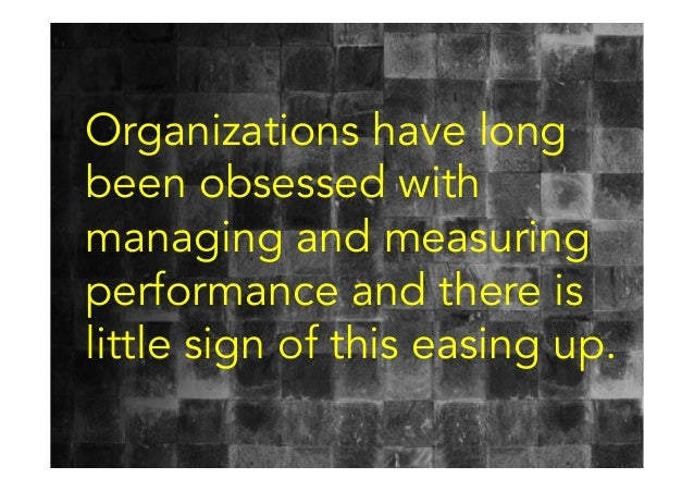 measuring and managing performance in organizations pdf