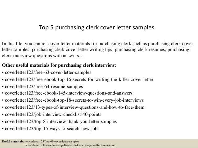 top-5-purchasing-clerk-cover-letter-samples-1-638.jpg?cb=1434969058