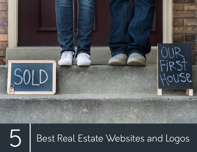 Best Samples of Restaurant Logos and Websites 5 Best Real Estate Websites and Logos 5