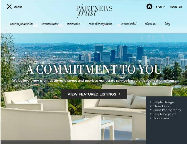 Top 5 Real Estate Websites