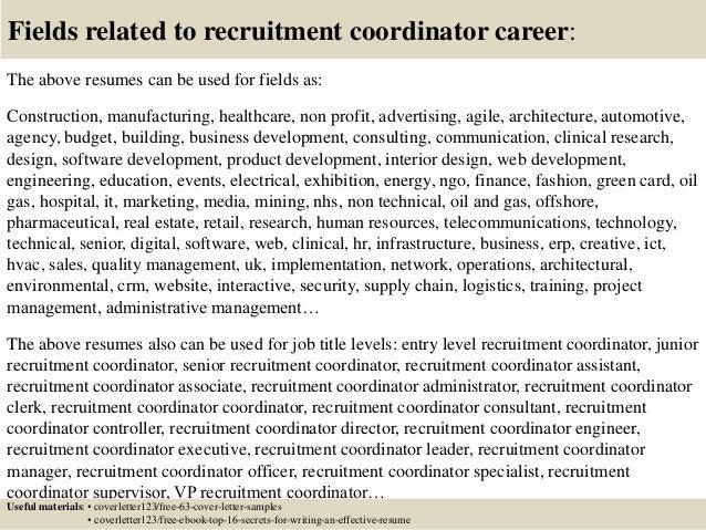 Recruiting Cover Letter Sample from image.slidesharecdn.com