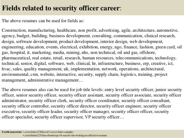 Sample security officer cover letter doritrcatodos sample security officer cover letter homework holy trinity catholic secondary school cover letter sample security officer cover letter spiritdancerdesigns Image collections
