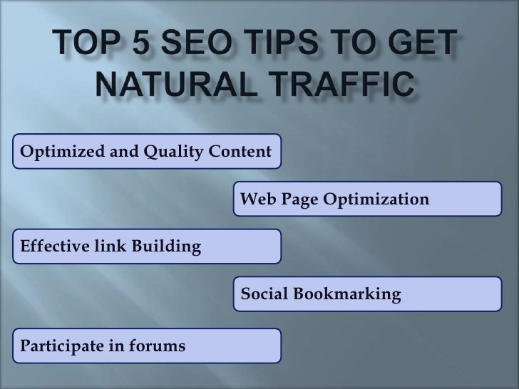 Optimized and Quality Content                          Web Page OptimizationEffective link Building                       ...