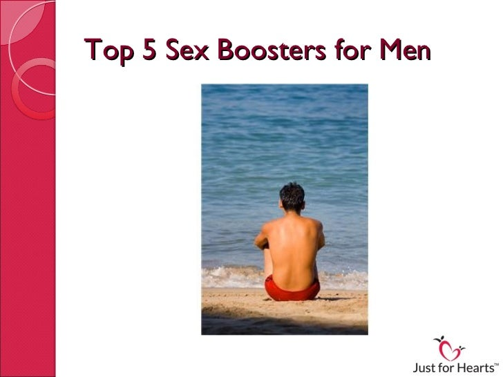 Top 5 Sex Boosters for Men