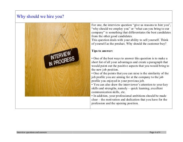Top 5 supplier quality engineer interview questions with answers