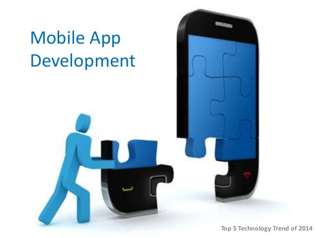 Top 5 technology Trend 2014 Slide 2