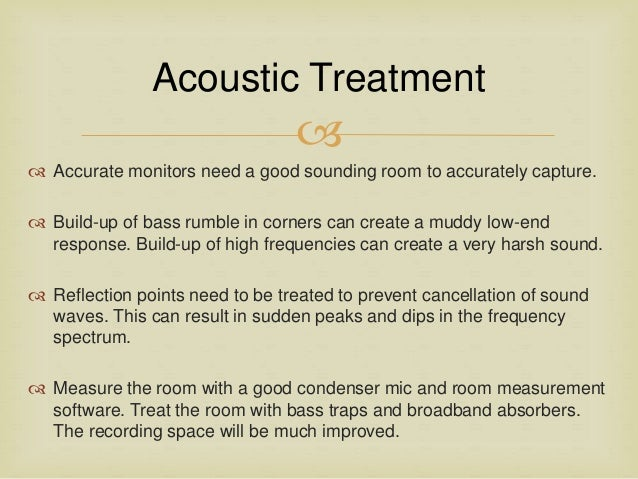 Pleasant Top 5 Tips For A Better Final Mix In The Home Audio Recording Studio Largest Home Design Picture Inspirations Pitcheantrous