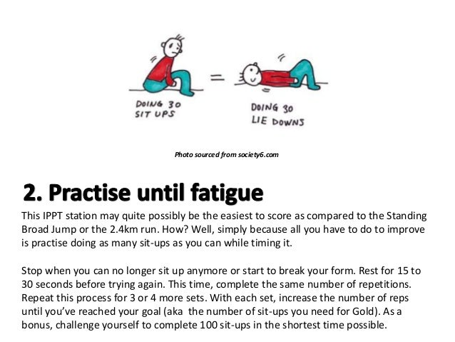 how to make sit ups