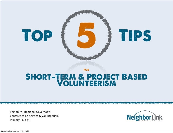 Top                         5     Tips                                               For                       Short-Term ...