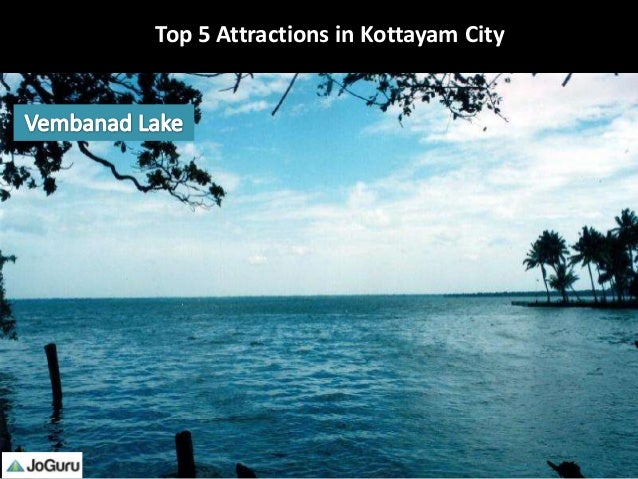 Top 5 Attractions in Kottayam City