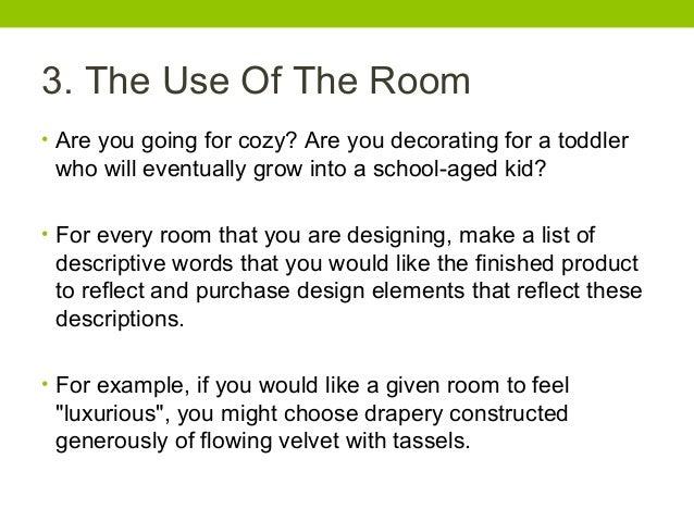 Interior Design Descriptive Words top 5 ways to prepare for your first interior design project