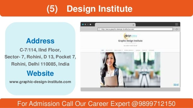 Top 5 Web Design Institutes And Courses Near South Delhi Digital Ma