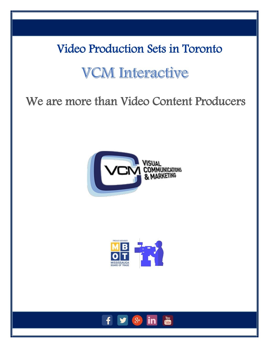 Top 6 ideas for styling for video production sets in toronto