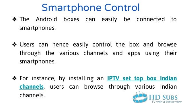 Top 6 Reasons Why Android TV Boxes is The Best Option to