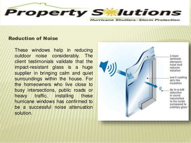 Reduction of Noise  These windows help in reducing  outdoor noise considerably. The  client testimonials validate that the...
