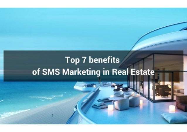 """3  Top 7 benefits I I of SMS Marketing in Real Estate A ;   >— .   _. ,.. m~  . : 'Q/ ' 0 -"""", ;'iIil-, ;  ' _': -~_e/ I,  ..."""